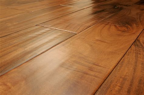 different types of wood floor