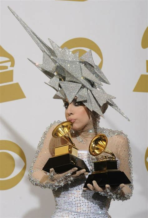 tutorial awards upi lady gaga wins two grammys at the 52nd annual grammy