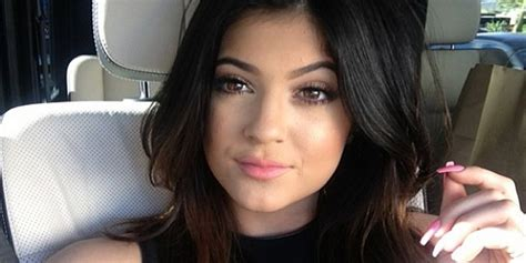 kylie jenner inspired work makeup faceoftheday7
