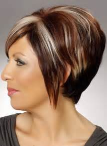 wedge cut for thin hair short wedge hairstyles