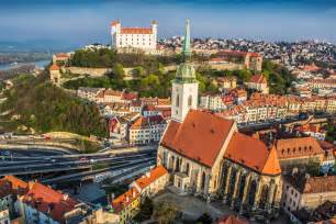 Transfer one way vienna airport to central bratislava hotels