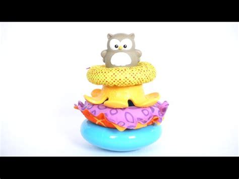 owl's nest stacker from fisher price youtube