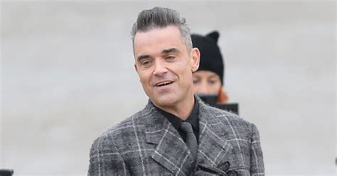 robbie williams preview robbie williams new song written by the killers