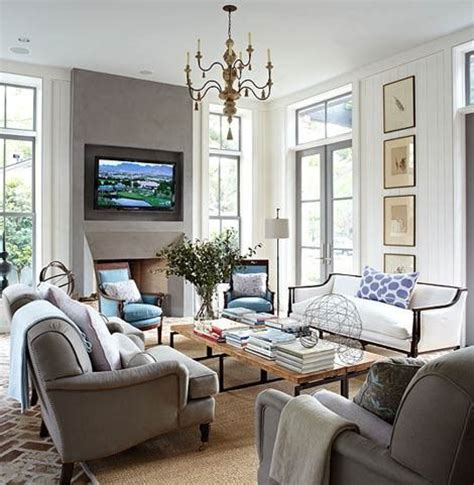 Gray Blue Living Room Decor Taupe Blue Living Room Htons M A G N 212 Pinterest Gray Rooms Grey And Style