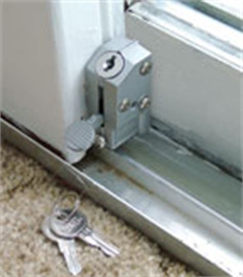 How To Open A Locked Patio Door by Uvalde