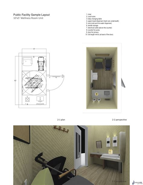 Lactation Room Requirements by Wellness Rooms Here And Now Asid Icon