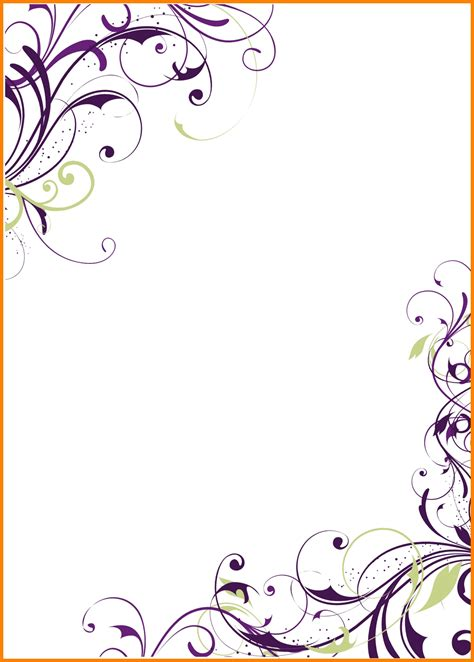 Wedding Invitation Design Png by Blank Wedding Invitation Designs Png Myefforts241116 Org