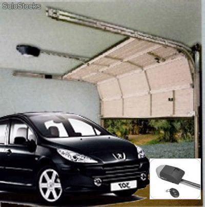 cocheras en kit kit completo para puertas garaje de muelle o seccionable