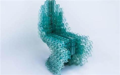 stuhl 3d druck voxel chair stuhl aus dem 3d drucker als durchgehende