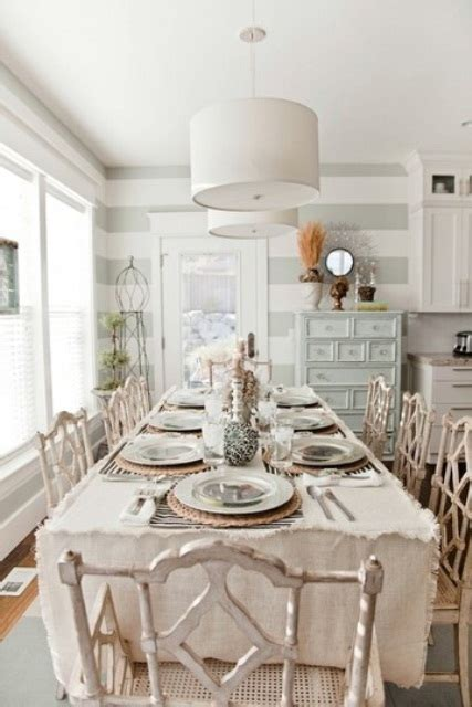 gorgeous dining rooms 39 beautiful shabby chic dining room design ideas digsdigs