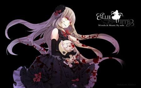 anime girl killer wallpaper mayu other anime background wallpapers on desktop