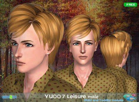 Hair Cut With No Middle Path | yu 007 leisure hairstyle with volume and the middle path