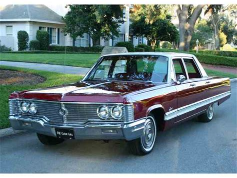 1968 Chrysler Imperial For Sale by 1968 Chrysler Imperial For Sale On Classiccars