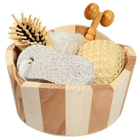 wooden bathroom accessory sets bath accessory best quality wooden bathroom accessory set