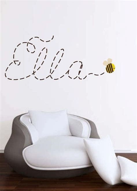 bee wall stickers 17 best ideas about bumble bee nursery on bee nursery stencil walls and bees