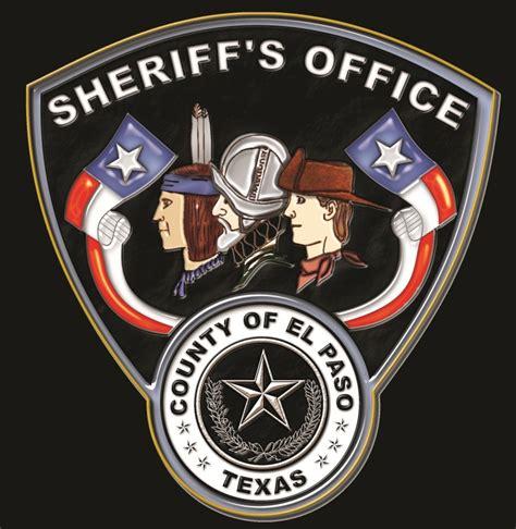 El Paso Sheriff Warrant Search Sheriff S Office Criminal Warrants Section Makes