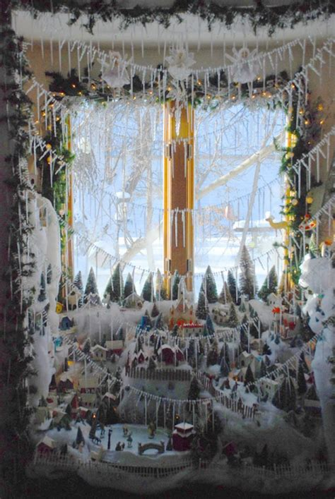 where to buy christmas village houses christmas village putzes and train layouts submitted for 2009