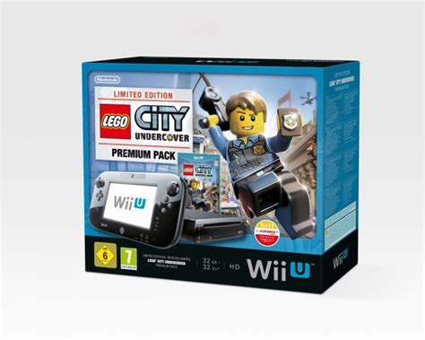 Nintendo Wii Optik Combat Pack wii u les packs et lego city en images