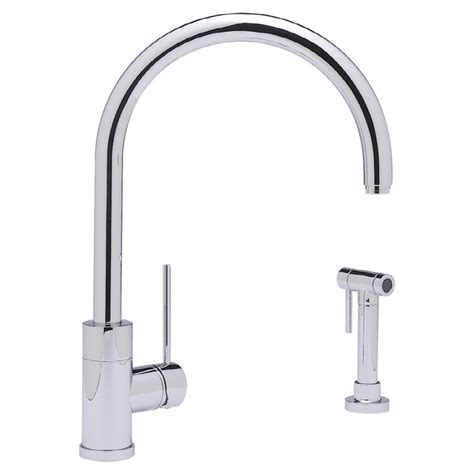 blanco faucets kitchen blanco 440607 purus ii kitchen faucet with side spray