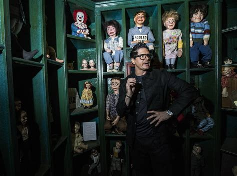 haunted doll museum zak bagans haunted museum presents creepy collection in