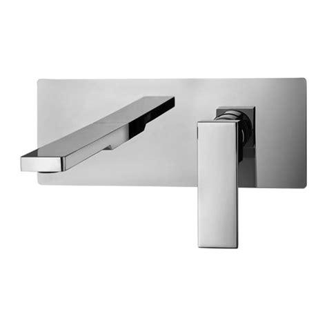 rubinetto a muro per lavabo rubinetto lavabo a muro di paffoni in ottone cromato