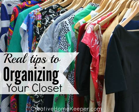 8 Tips For Reorganizing Your Closet by Pretty The Best Way To Organize Your Closet Roselawnlutheran