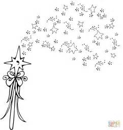princess wand coloring pages fairy wand sprinkles coloring page free printable