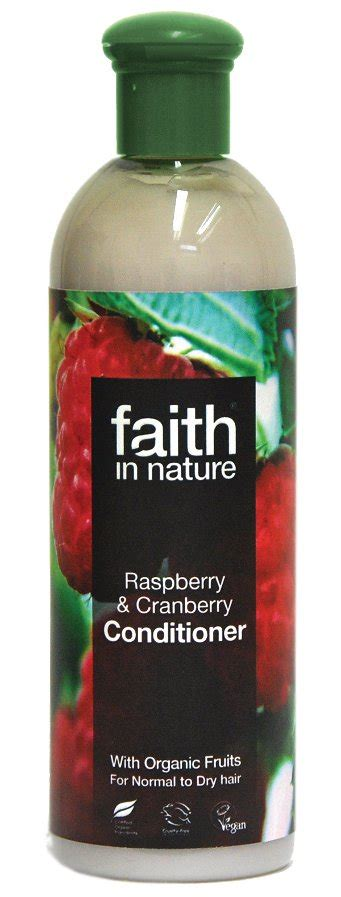 Cranberry Lotion Faith Sudah Bpom faith in nature conditioner raspberry and cranberry