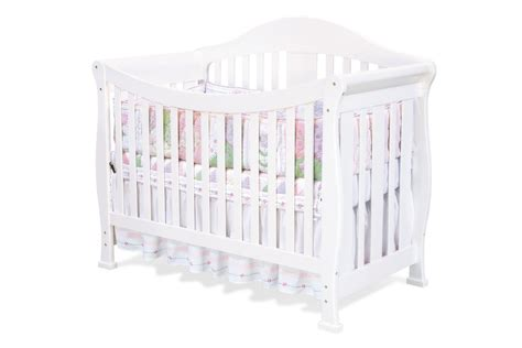Mdb Crib by Da Vinci Valerie Convertible Crib In White Mdb M5101w