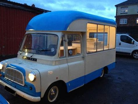 Kitchen Ads by For Sale Rare Classic Vintage Bedford Ca Ice Cream Van Cf