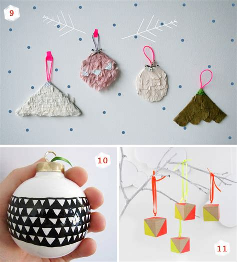 Handmade Ornament Ideas For - 11 ornaments ideas for your special handmade