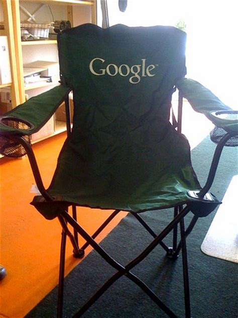 google chair tech that google goodies epromos promotional blog