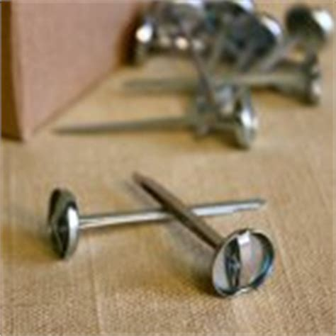 Prong Back Upholstery Buttons by Prong Back Upholstery Buttons