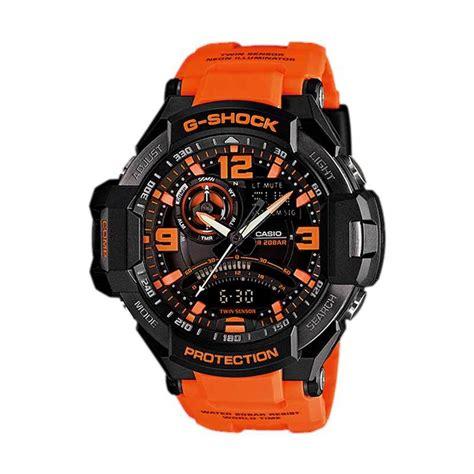 Jam Tangan Pria Wanita Terbaru Samsung Digital Blacklight Hitam jual jam tangan casio g shock ga 1000 4a gravity defier harga kualitas terjamin