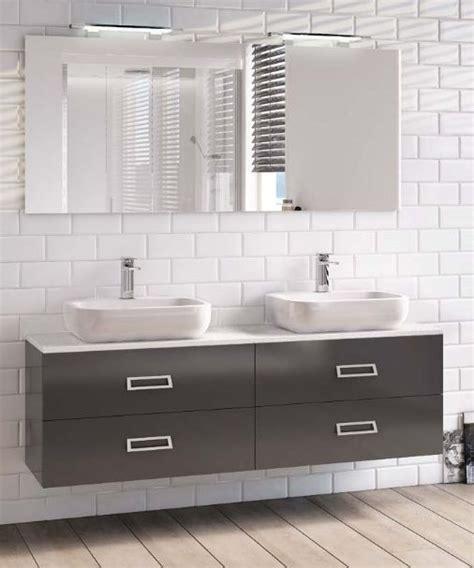 arredo bagno lavabo arredo bagno moderno doppio lavabo in 30 colori bb