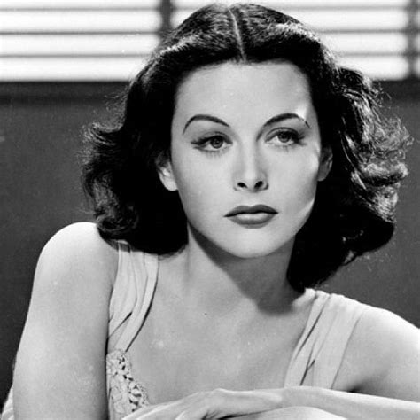 old hollywood stars hedy lamarr cool people pinterest
