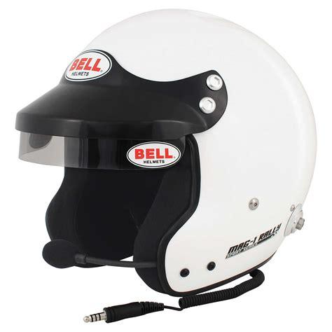 Motorsport Helm by Bell Mag 1 Quot Rallye Quot Race Racing Motorsport Open