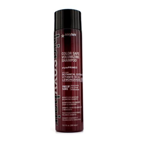 best volumizing shoo for colored hair color safe weightless moisture volumizing shoo for
