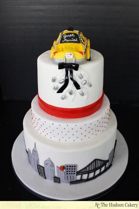 21 Best images about Taxi Cab/NY Cakes on Pinterest   Cake