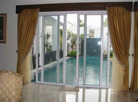 curtain interesting patio door drapes sliding door