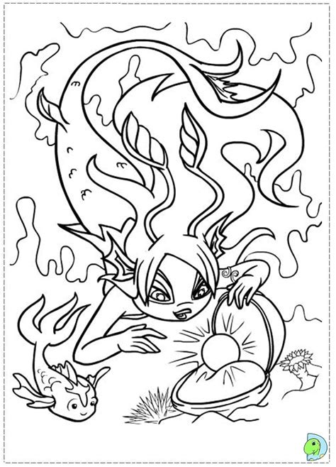 neopets coloring pages az coloring pages