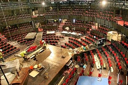 roundhouse turned  rock venue  theatre   days