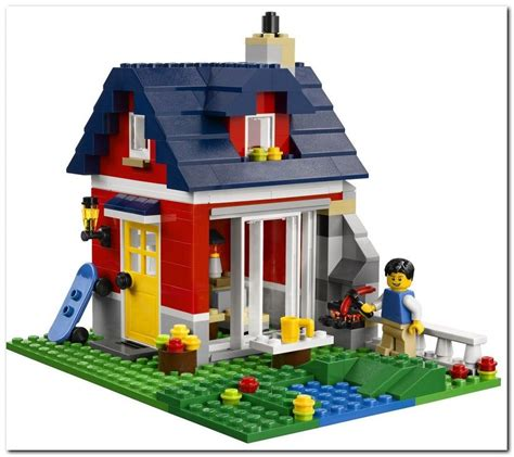 lego cottage lego 31009 small cottage i brick city