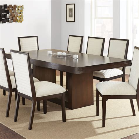 steve silver dining table steve silver antonio dining table cherry at hayneedle
