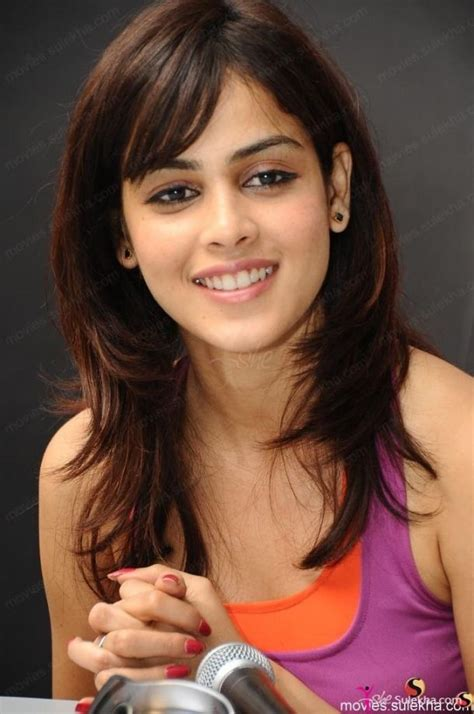 genelia dsouza hairstyle hair cut amp hair style