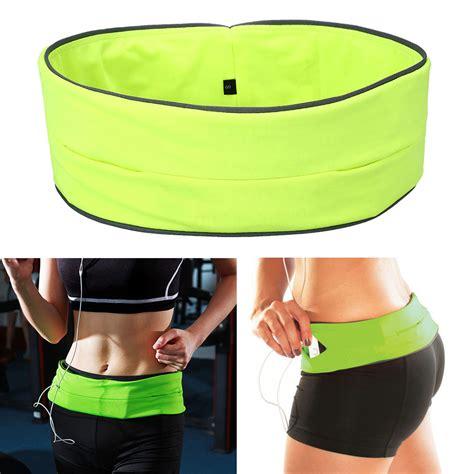 Buy 1 Get 1 Running Waist Bag Tas Pinggang Lari Fitness Olahraga M waist bag for mobile phone cycling pack running belt ebay
