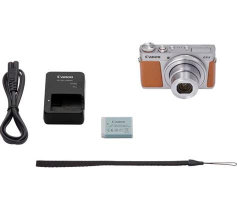 Canon Powershot G9x Ii Silver buy canon powershot g9x mk ii high performance compact
