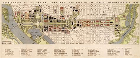 Residential Plan by Maps Of Unrealized City Plans Reveal What Might Have Been