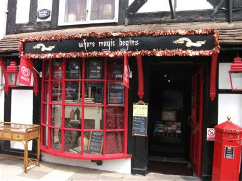 Magic Shop by Day 2 Part 2 Stratford Upon Avon And Lunch In The