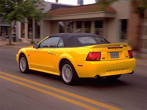 1999 mustang horsepower 1999 ford mustang gt horsepower